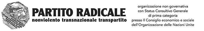 PARTITO RADICALE Nonviolento Transpartito Transnazionale