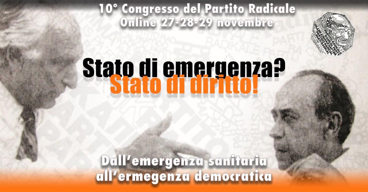 10 Congresso del Partito Radicale